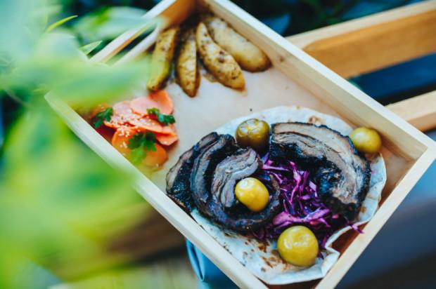 Nowa grillowa karta w Ludovisku to nie tylko dania mięsne.