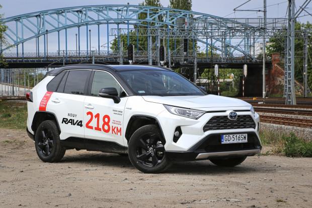 Cennik nowej Toyoty RAV4 otwiera kwota 109 900 zł.