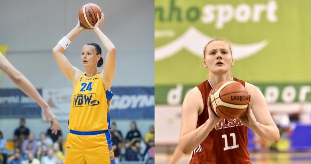 Po spędzonym roku w Gdyni, Anna Jurcenkova przeprowadza się do Grecji. Joanna Grymek występowała natomiast w młodzieżowych reprezentacjach Polski U-16, U-18 oraz U-20.