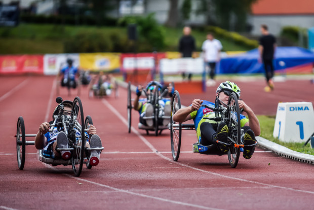 Po raz kolejny niepełnosprawni pojechali specjalnymi wózkami podczas Memoriału Józefa Żylewicza.