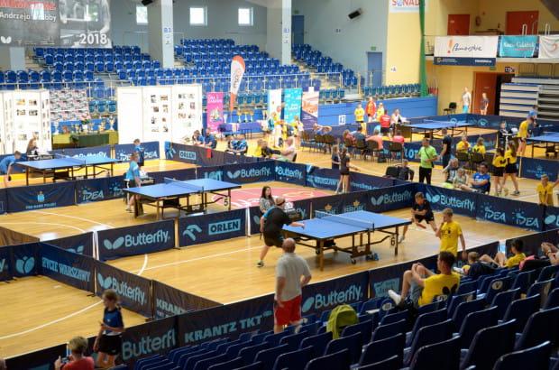 W sobotę i niedzielę Halę 100-lecia Sopotu opanują młodzi tenisiści stołowi. Jak co roku oddadzą hołd wybitnemu przedstawicielowi tej dyscypliny Andrzejowi Grubbie.