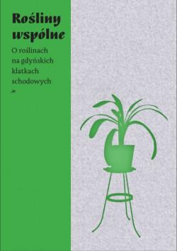 """Okładka książki """"Rośliny wspólne"""""""