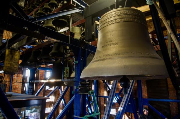 Carillon jest dość nietypowym instrumentem. Składa się z dzwonów, których musi być co najmniej 23. Ważne jest też, żeby posiadał możliwość gry ręcznej.