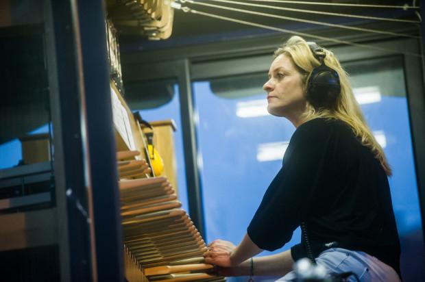 Dyrektorem Gdańskiego Festiwalu Carillonowego jest Monika Kaźmierczak, pełniąca funkcję miejskiej carillonistki.