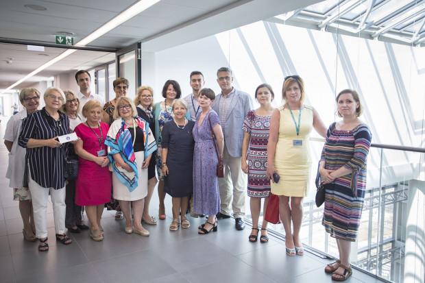 Salę jednodniowego pobytu dla osób odczulanych przygotowano przy wsparciu Gdańskiego Klubu Soroptimist International, który sfinansował wyposażenie pomieszczenia.