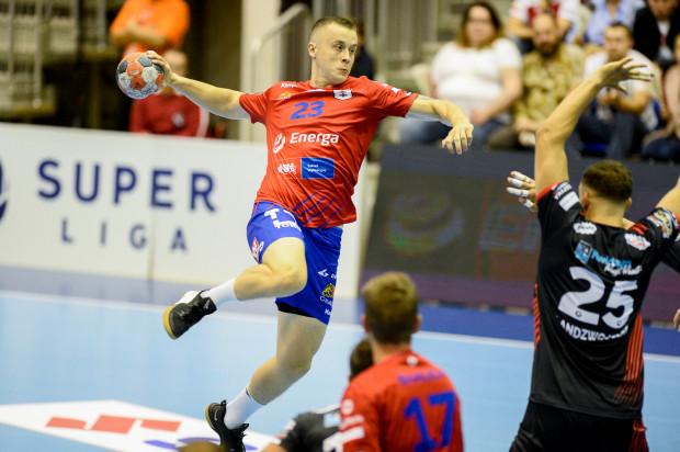 Adrian Kondratiuk w czasie siedmiu lat gry dla Energi Wybrzeża Gdańsk zdobył 666 bramek.