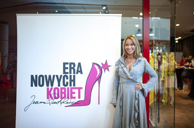 Era Nowych Kobiet to aktualnie projekt życia Joanny Przetakiewicz.
