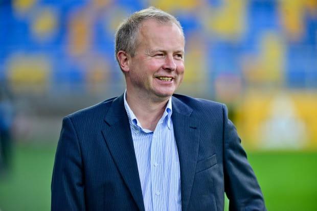 Piotr Rzepka jest rekordzistą pod względem rozegranych meczów i strzelonych goli w historii występów biało-niebieskich w ekstraklasie. Wystąpił w 188 meczach i zdobył 22 bramki.