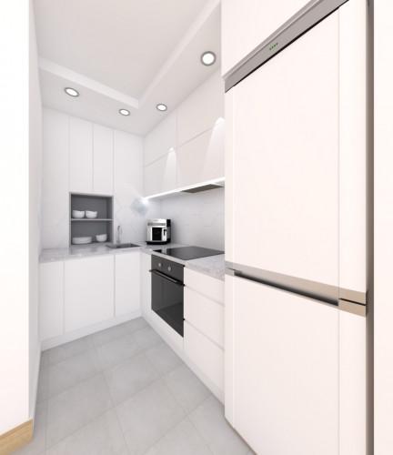 Aranżacje Wnętrz Bardzo Mała Kuchnia Bez Okna Serwis Dom