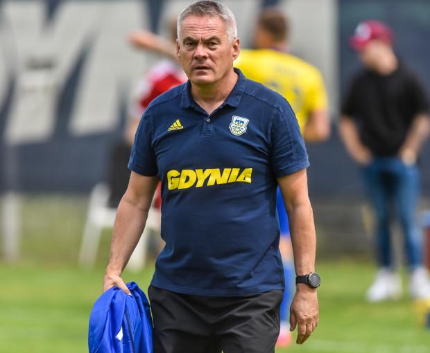 Jacek Zieliński nie ukrywa, że jeszcze potrzebuje zawodników o odpowiedniej jakości, aby Arka Gdynia stała się pod względem piłkarskim lepsza od tej z poprzedniego sezonu.