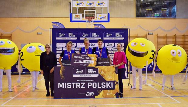 3city Team obronił w Gdańsku mistrzostwo Polski kobiet.