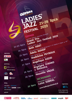 Program Ladies' Jazz Festival