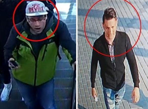 Obaj mężczyźni są poszukiwani przez policjantów z Redłowa.