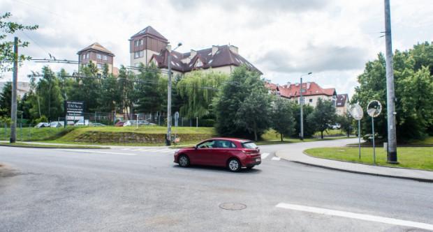 Wiczlińska - Miętowa- Koperkowa. Skrzyżowanie tych ulic także będzie przebudowane.