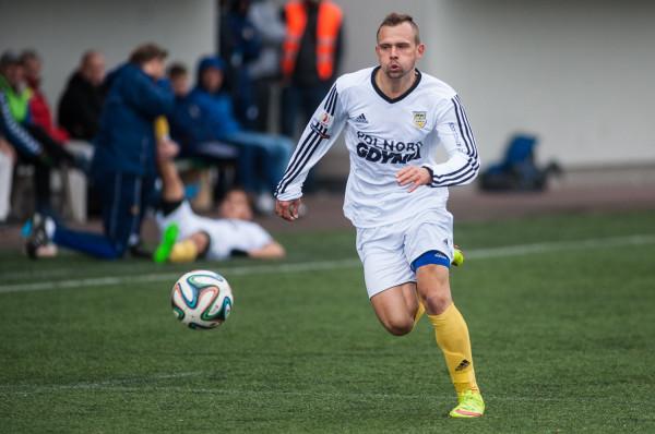 Michał Renusz w 2015 roku rozegrał dla Arki 24 mecze w I lidze. Ostatnio występował w Orkanie Rumia i Aniołach Garczegorze.