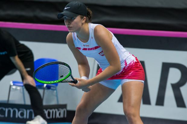 Iga Świątek ma 18 lat, a w zawodowym cyklu WTA nazywana jest polskim, cudownym dzieckiem. W ubiegłym miesiącu została okrzyknięta odkryciem miesiąca.