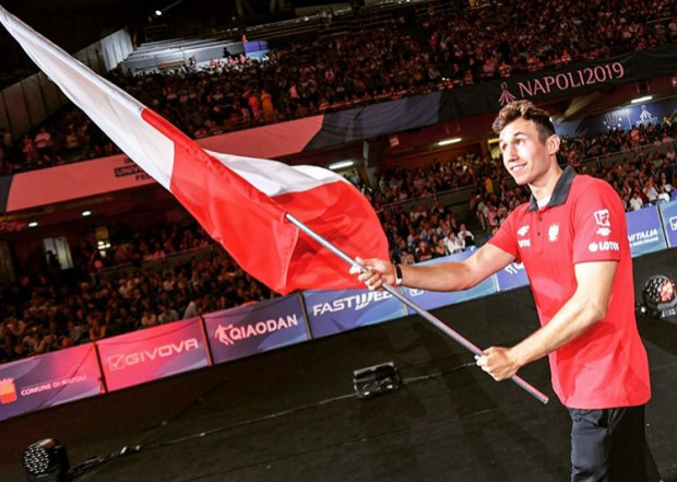 Paweł Halaba był chorążym reprezentacji Polski podczas ceremonii otwarcia 30. Letniej Uniwersjady. Siatkarz Trefla Gdańsk przyznał, że zapamięta ten moment do końca życia.