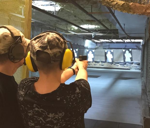 W Trójmieście nie brakuje strzelnic. Niektóre są czynne 24 godziny na dobę, ale wcześniej trzeba zarezerwować termin.
