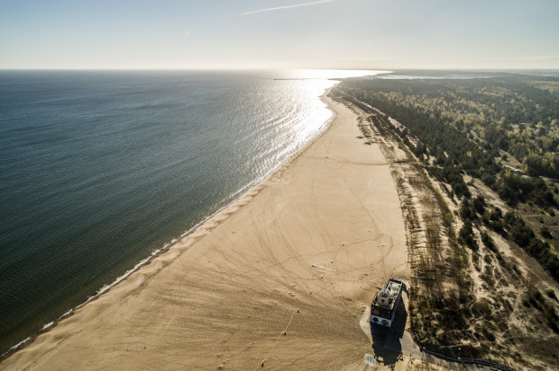 Plaża na Stogach