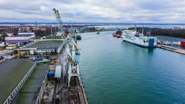 Port Gdańskjest obecnie 4. największym portem na Bałtyku, ale od 3. miejsca, czyli Primorska, dzielą nas zaledwie 2 mln ton.