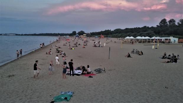 Plaża w Brzeźnie uplasowała się na 13. miejscu rankingu.