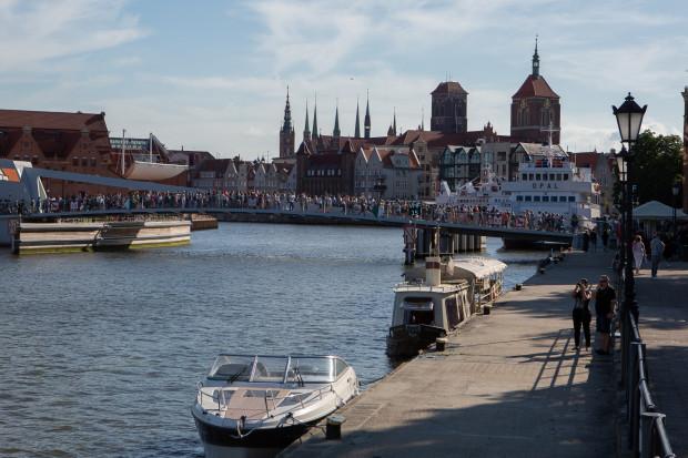 Gdańsk odwiedziło w zeszłym roku 3,1 mln turystów. W tym roku spodziewamy się wzrostu o 12 do 16 proc.