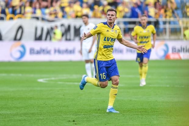 Adam Deja strzelił pierwszego gola dla Arki Gdynia w sezonie 2019/2020, który przyczynił się również do zdobycia pierwszego punktu w 3. kolejce ekstraklasy.