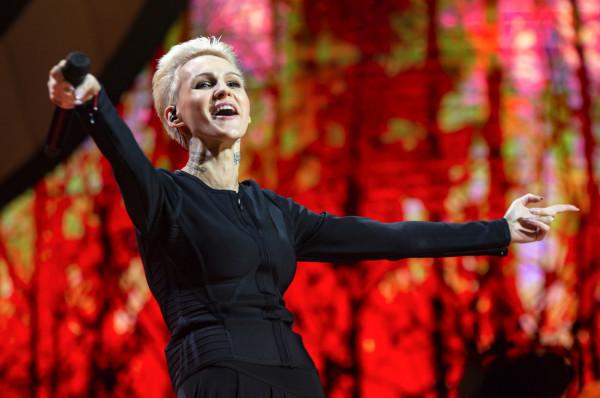 Agnieszka Chylińska będzie jedną z gwiazd festiwalu w Sopocie.