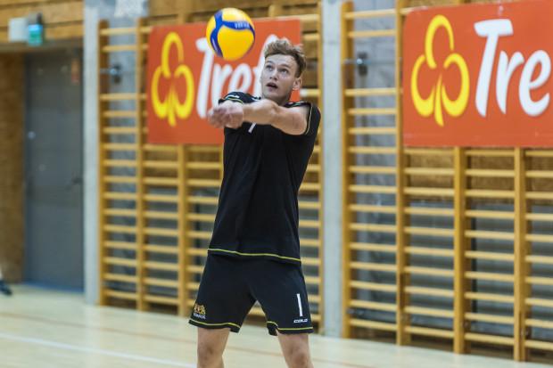 Bartosz Filipiak jest nowym atakującym Trefla Gdańsk. W zespole zastąpi Macieja Muzaja.