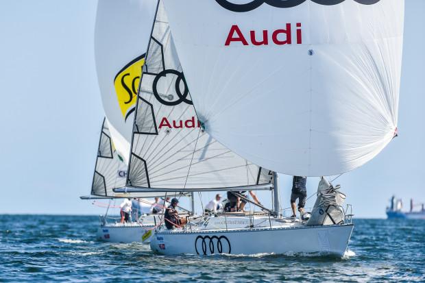 16. edycja Sopot Match Race wyznaczona jest od 21 do 24 sierpnia. Przy molo żegluje 10 sterników wraz załogami.