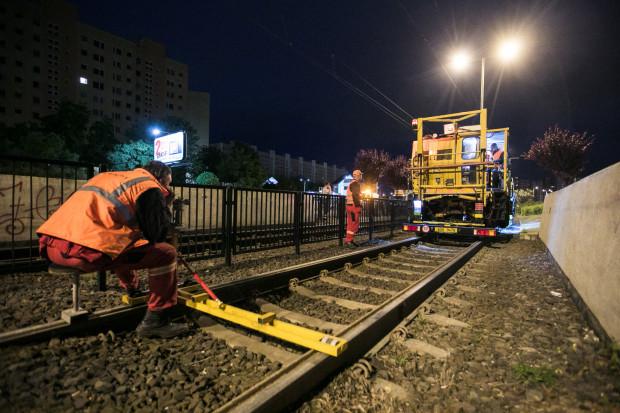 Z powodu prac torowych na ul. Nowe Ogrody i Kartuskiej, w niedzielę nie będą jeździły tramwaje na Siedlce i Morenę.