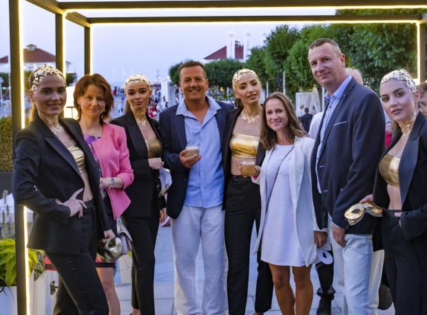 Bankiet na zakończenie Sopot Match Race 2019 odbył się na Tarasach Hotelu Sheraton w Sopocie.