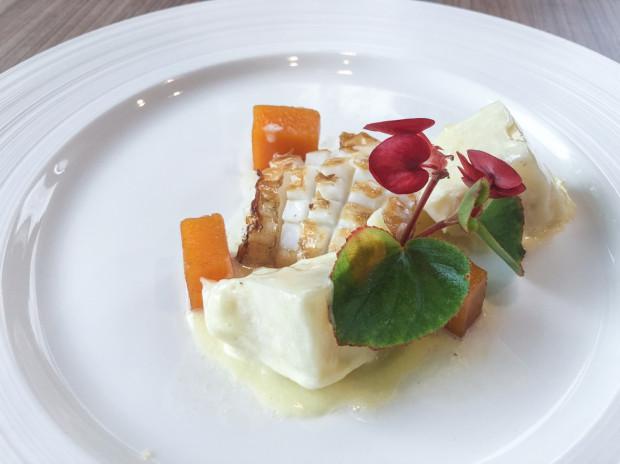 W ramach rezerwacji Fine Dining Week zjemy pięć popisowych dań szefa kuchni. Na zdjęciach dania z restauracji Słona Woda podczas przedpremierowej degustacji.