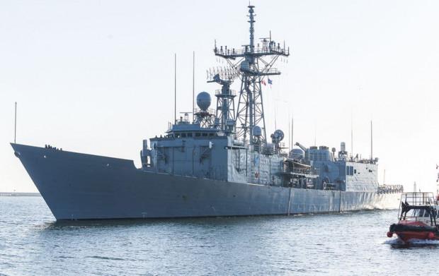 """ORP """"Generał Kazimierz Pułaski"""" to nasz stały uczestnik natowskich i międzynarodowych misji morskich."""