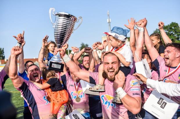 W czerwcu Ogniwo Sopot zdobyło 10. mistrzostwo Polski w historii klubu. W kolejnym sezonie rugbiści chcieliby powtórzyć ten wyczyn.