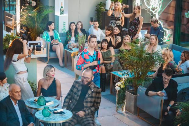 W Roof Top by Sassy odbył się pokaz mody, na którym zaprezentowano nową kolekcję marki Kalska.
