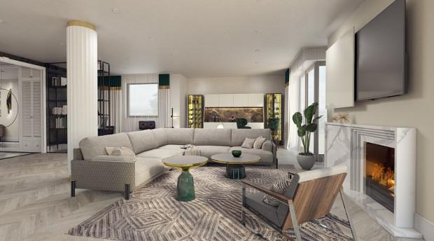 Wnętrza luksusowe nawiązują do historii miejsca lub lokalizacji, konkretnego stylu lub odzwierciedlają osobowość użytkowników.