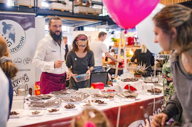 Na Festiwal Czekolady, Kawy i Słodyczy przybyły tłumy smakoszy.