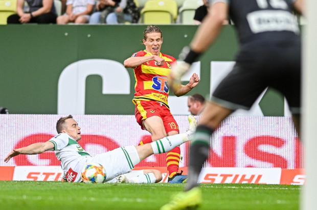 Maciej Gajos na 90 minut wyłącza sentymenty do klubów, w których grał w przeszłości. Tak było w meczu z Jagiellonią Białystok oraz będzie 14 września w pojedynku z Lechem Poznań.