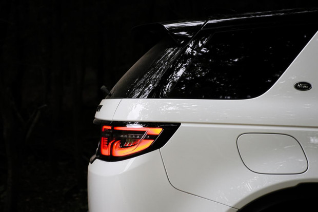 Nowy Land Rover Discovery Sport