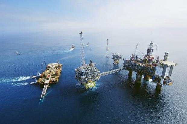 Złoże Utgard zlokalizowane jest w centralnej części Morza Północnego na głębokości 3,7 tys. m.