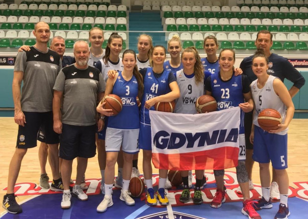 Koszykarki Arki Gdynia zwyciężyły w Turcji z Botas SK, zapewniając sobie łatwiejszy start przed rewanżem w Gdyni.
