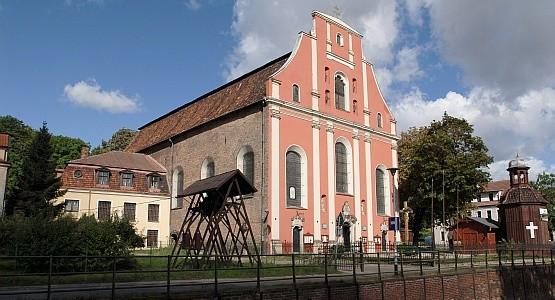 Miejska działka stanie się teraz arcybiskupim ogrodem. Parafia św. Ignacego Loyoli (nz.) otrzymała ją za 1 proc. wartości, czyli ok 4,5 tys. zł.