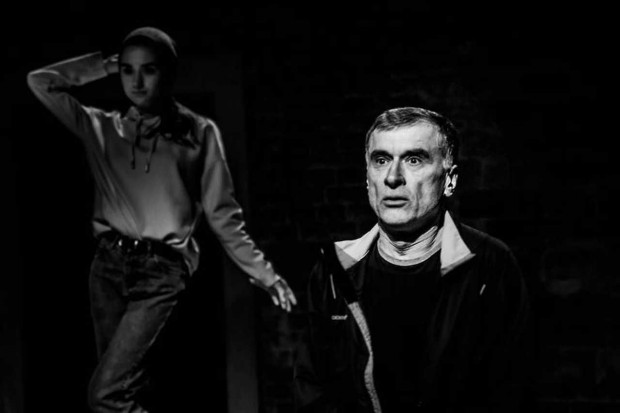 """""""Hercię"""" Teatru na faktach w ramach Sopockich Konsekwencji Teatralnych obejrzeć będzie można 10 listopada."""