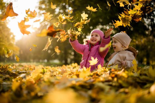 Choć kalendarz obfituje w wydarzenia organizowane pod dachem, warto też wybrać się na spacer w poszukiwaniu oznak jesieni.