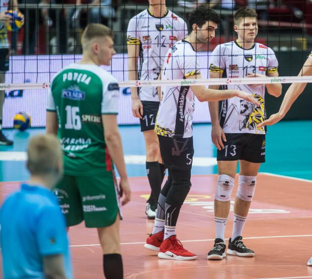Do Trefla Gdańsk wracają kadrowicze: Ruben Schott (nr 13) i Marcin Janusz (5).