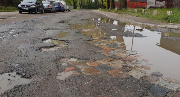GCT i Gdynia sfinansują remont dziurawej ulicy Energetyków.