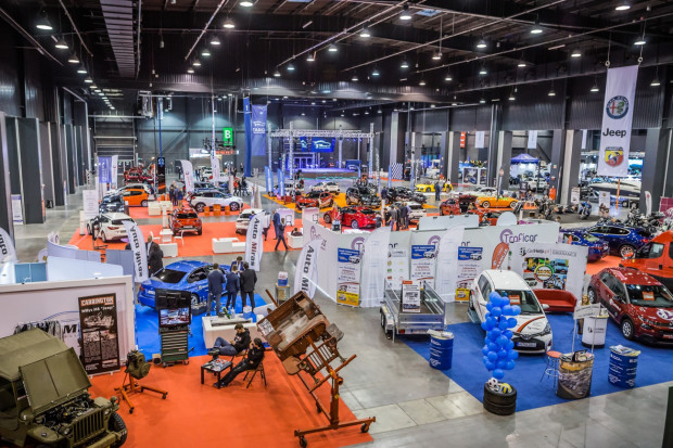 W tym roku podczas targów motoryzacyjnych swoje stoiska rozbije ponad 40 wystawców.