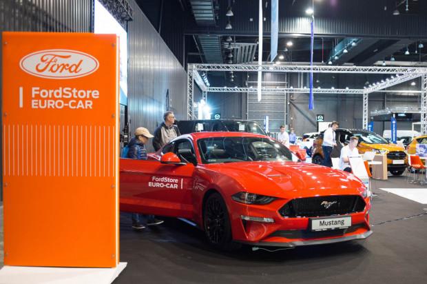 Wśród wystawców nie zabraknie Forda.