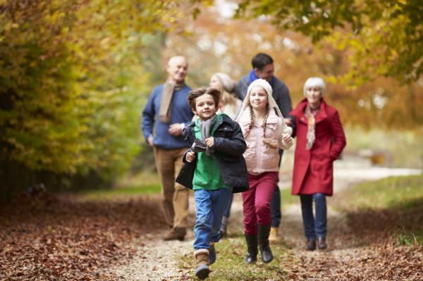 Weekend będzie doskonałą okazją do spędzenia czasu na spacerze.